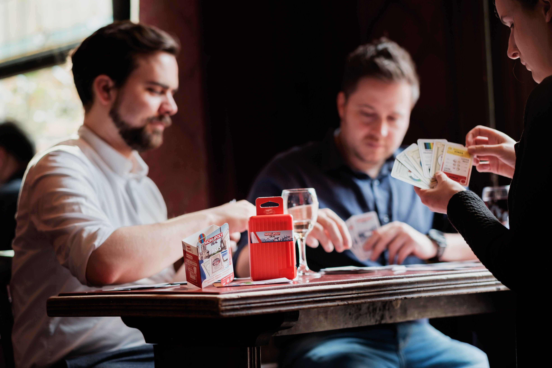 gra monopoly shuffle