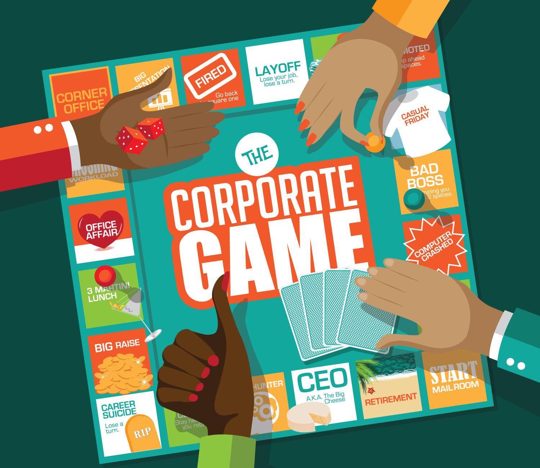 gra korporacyjna