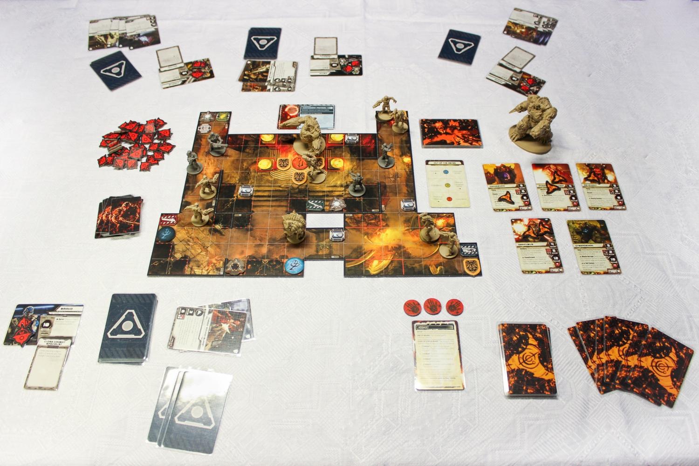 Doom, gry planszowe dla geeków