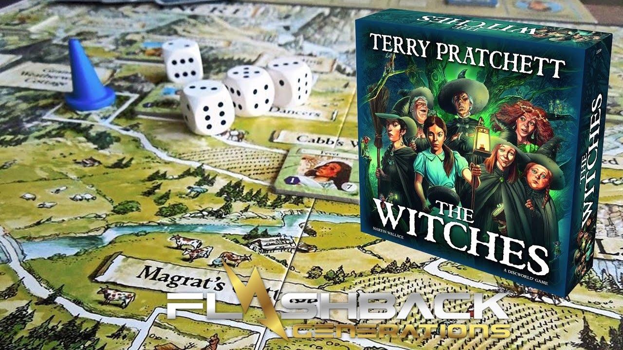 the witches, w co pograć z córką