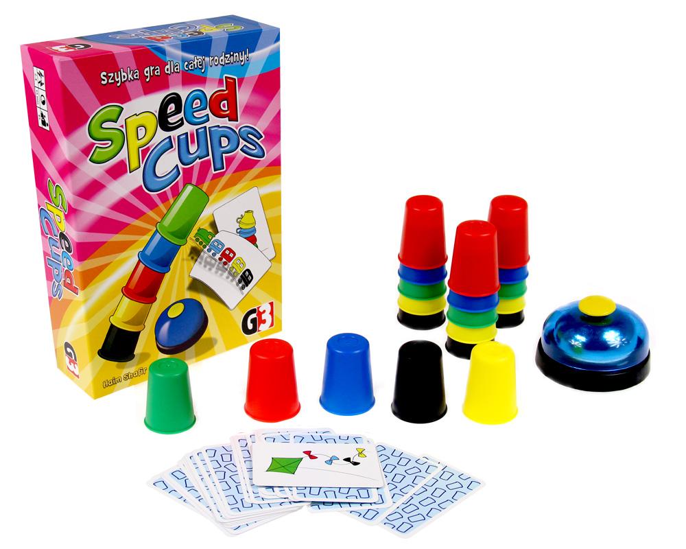 speed cups, gry zręcznościowe dla dzieci