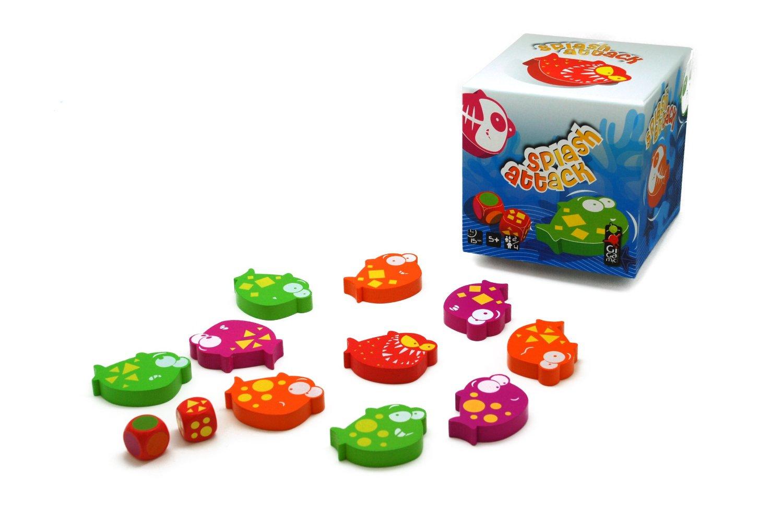 splash attacj, gra dla dzieci