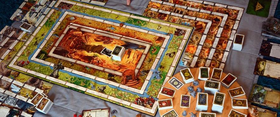 Talisman Magia i Miecz, gry planszowe dla nastolatków