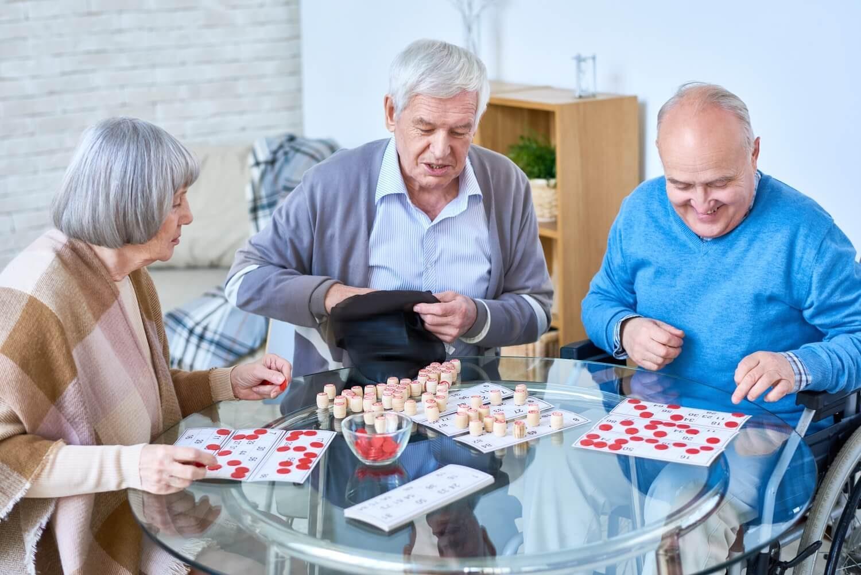 W jakie gry zagrają seniorzy?