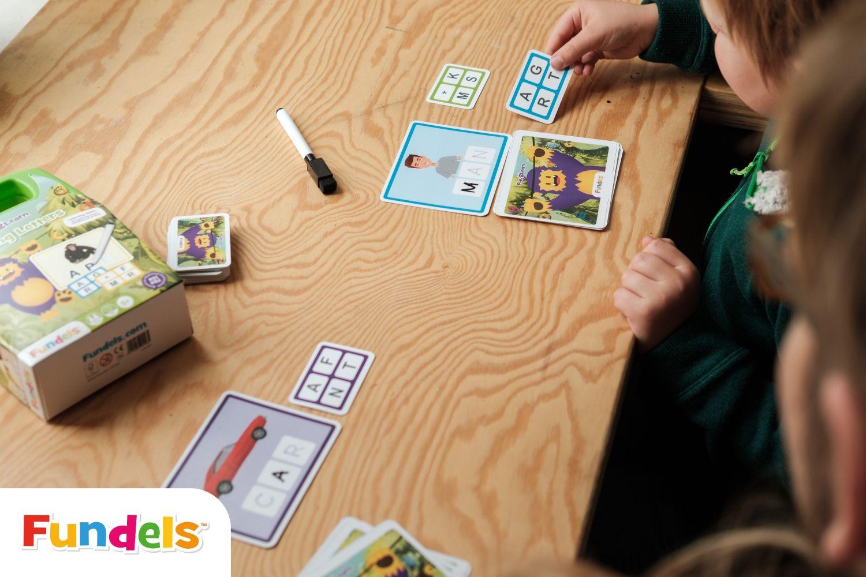 gry edukacyjne z serii fundels , jak połączyć naukę z zabawą