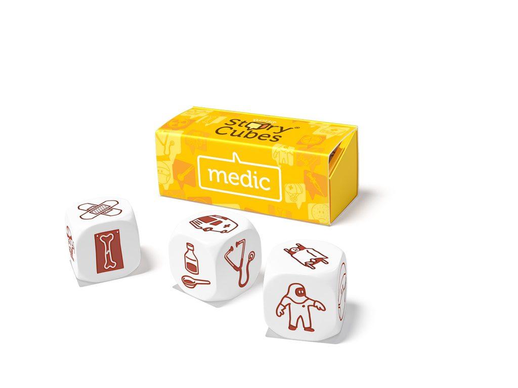 story cubes medycyna