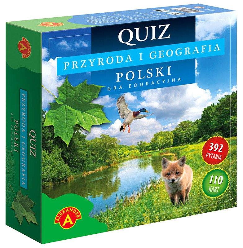 quiz przyroda polski cartamudi