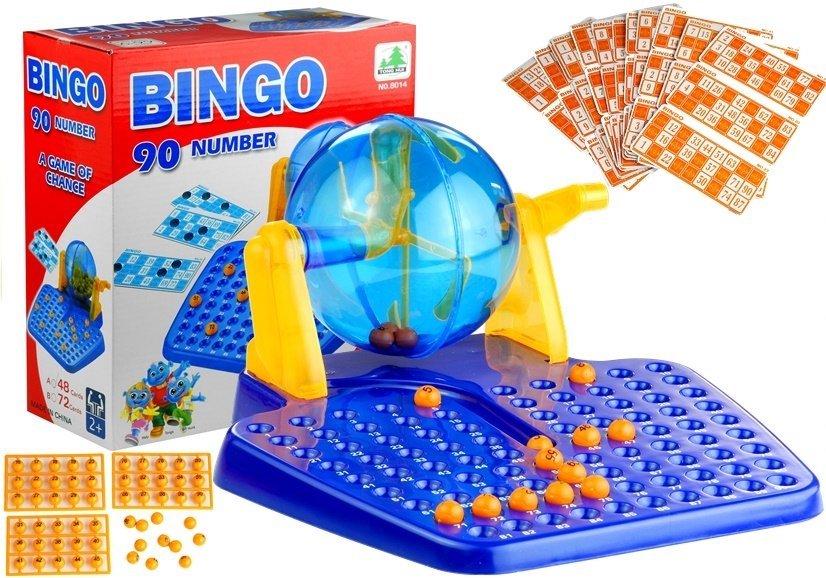 bingo lotto gra cartamundi
