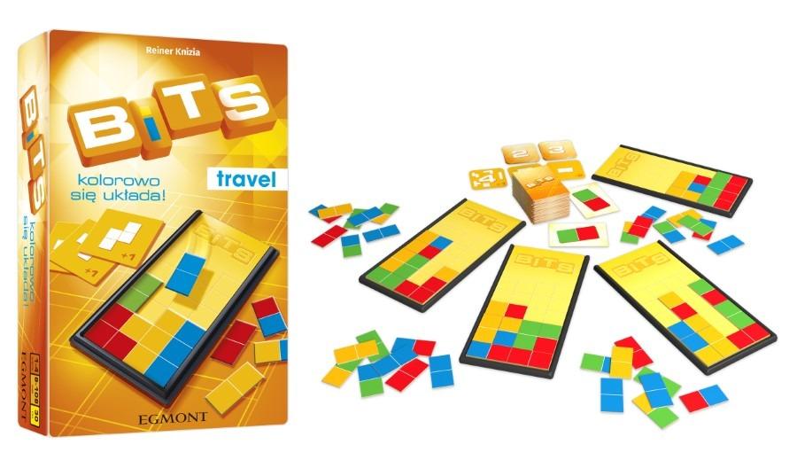 Egmont Bits gra z kolorami